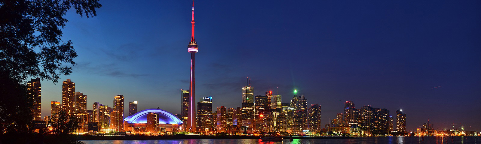 Toronto, the site of 2016 Worldwide Partner Conference