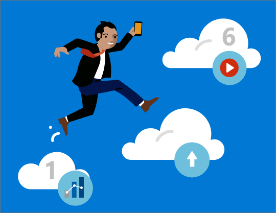 6 step path to cloud success
