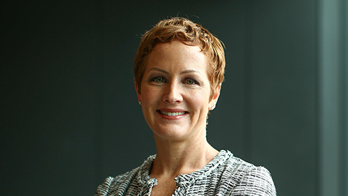 Headshot of Julie White