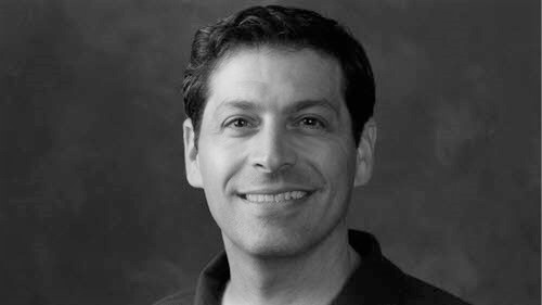 Black and white headshot of Jeff Wedren