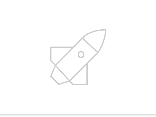 Illustration of a rocket