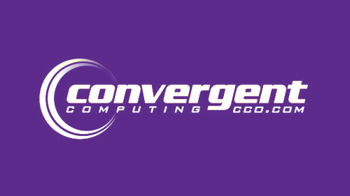 Illustration of Convergent Computing company logo