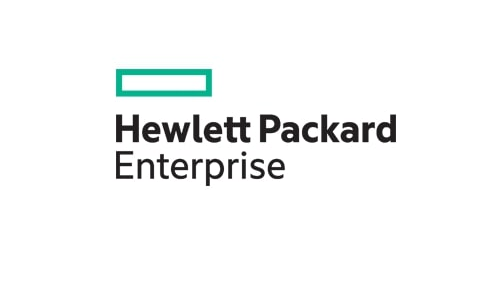Hewlett Packard enterprise partner logo