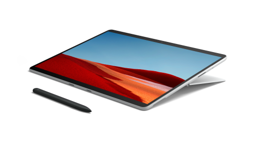 Surface Pro X device render