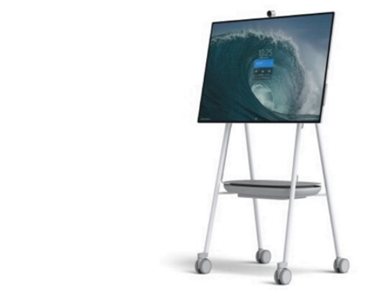 Surface Hub 2 with stand