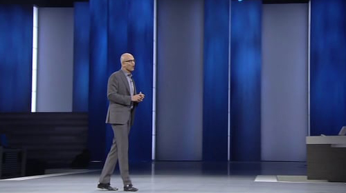 Microsoft CEO Satya Nadella talks about opportunity with WPC