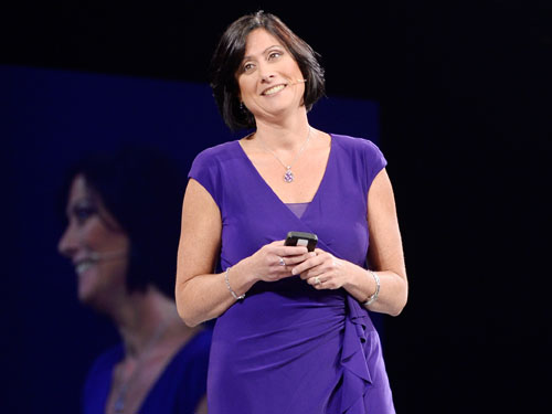 Gavriella Schuster, General Manager, Worldwide Microsoft  Partner Marketing and Programs