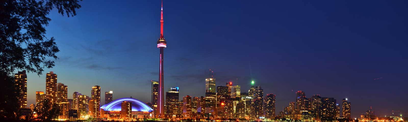 Toronto, site of Microsoft Worldwide Partner Conference in 2016