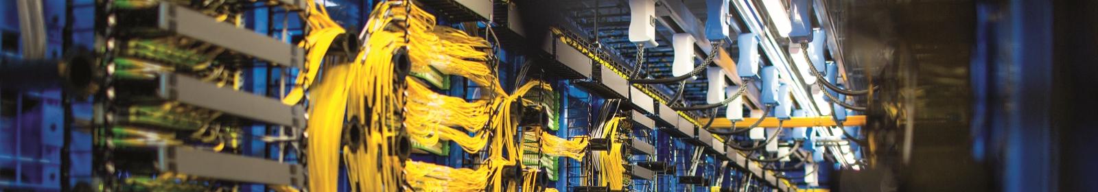 Server wires.