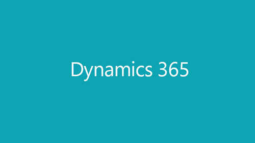 Illustration of Dynamics 365 logo