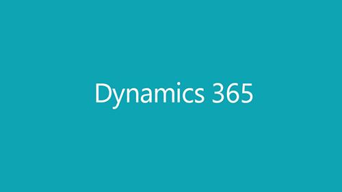 Illustration of Dynamics 365 logo