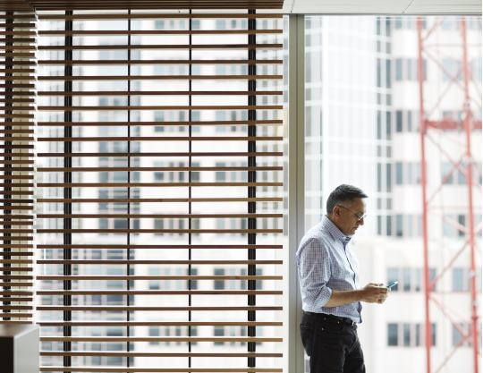 A man using Milliman and Microsoft Azure