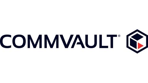Commvault partner logo