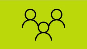 collaborate green small