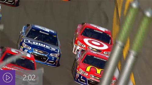 NASCAR video