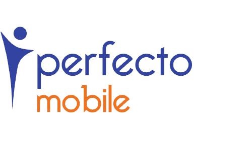 Perfecto Mobile partner logo