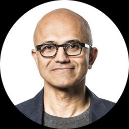 Picture of Satya Nadella