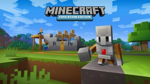 Minecraft Education Edition splash image