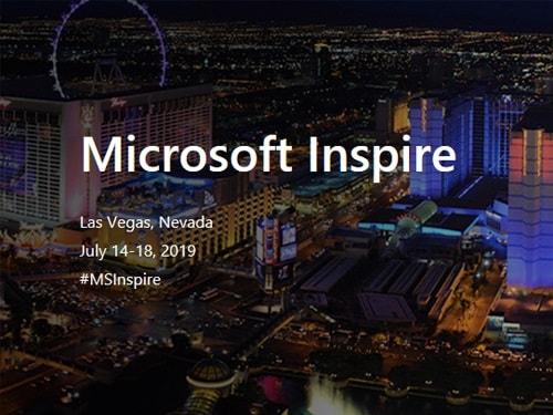 Microsoft Inspire