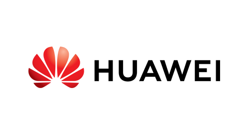 Huawei sponsor logo