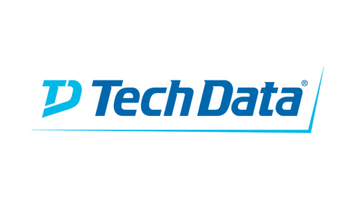 Tech Data sponsor logo