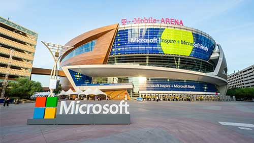 Picture of T-Mobile Arena