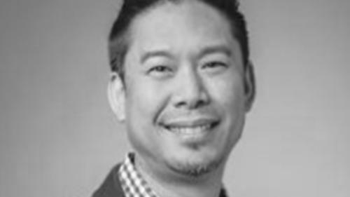 Headshot of Dr. Wong