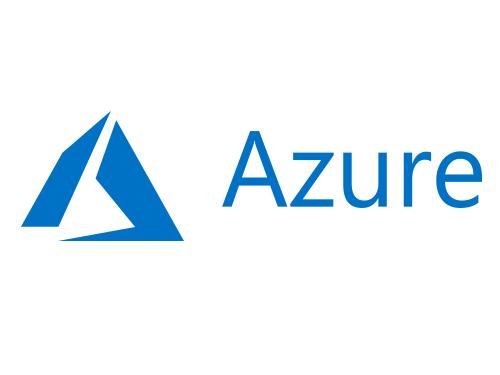 New Azure logo