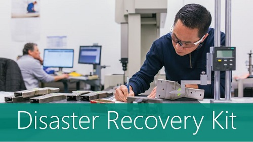 Disaster Recovery Kit image