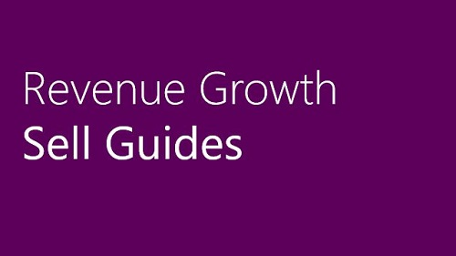 Grow Revenue Growth Sell