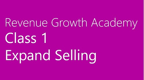Revenue Growth Academy: Expand Selling