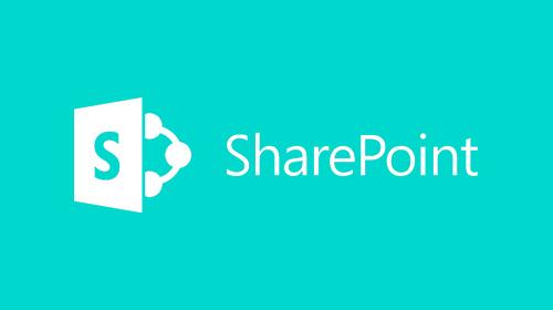 Logotipo do SharePoint