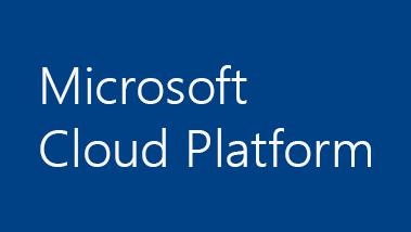 Microsoft Cloud Platform logo