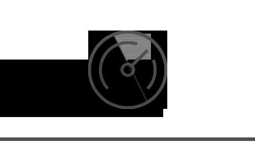 Illustration of a speedometer