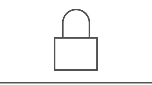 Illustration of a lock