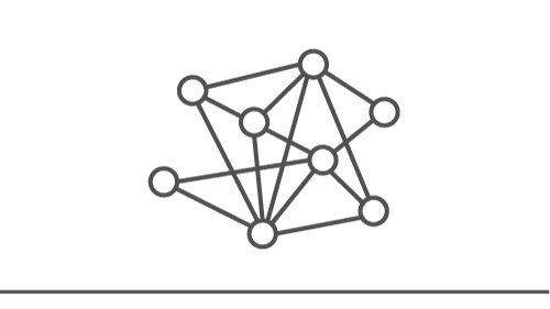 Illustration of a network