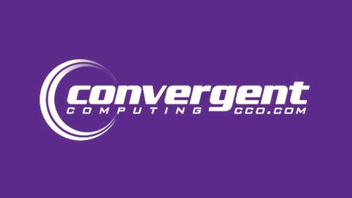 Illustration of Convergent Computing company logo