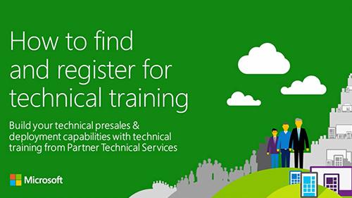 Technical Training Registration