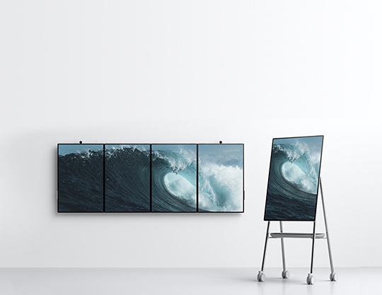 Surface Hub 2 splash image